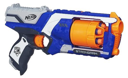 Nerf N-Strike Elite: Strongarm Blaster (Colors may vary)
