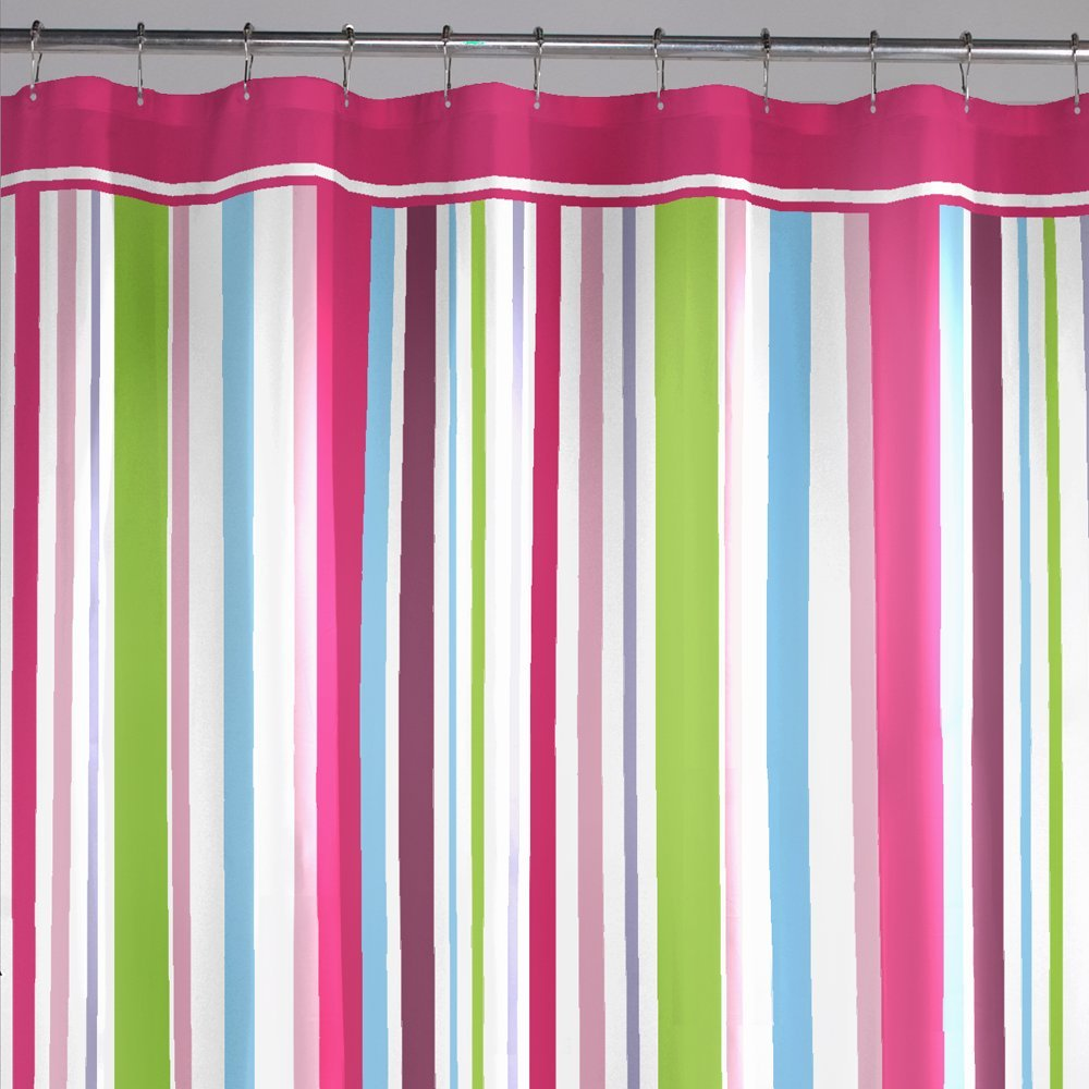 Pink Shower Curtains  Oh So Girly