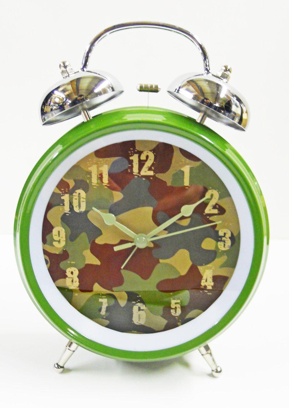 Very Large Alarm Clock - Camouflage