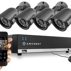 Security Camera Installation Wb Wiring Diagram Amcrest 960h System Review