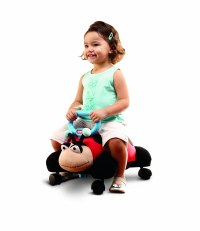 Little Tikes Pillow Racers - Lady Bug   One Stop Toy Store