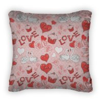 Valentines Day Love Pillow Covers | Valentine's Day Wikii
