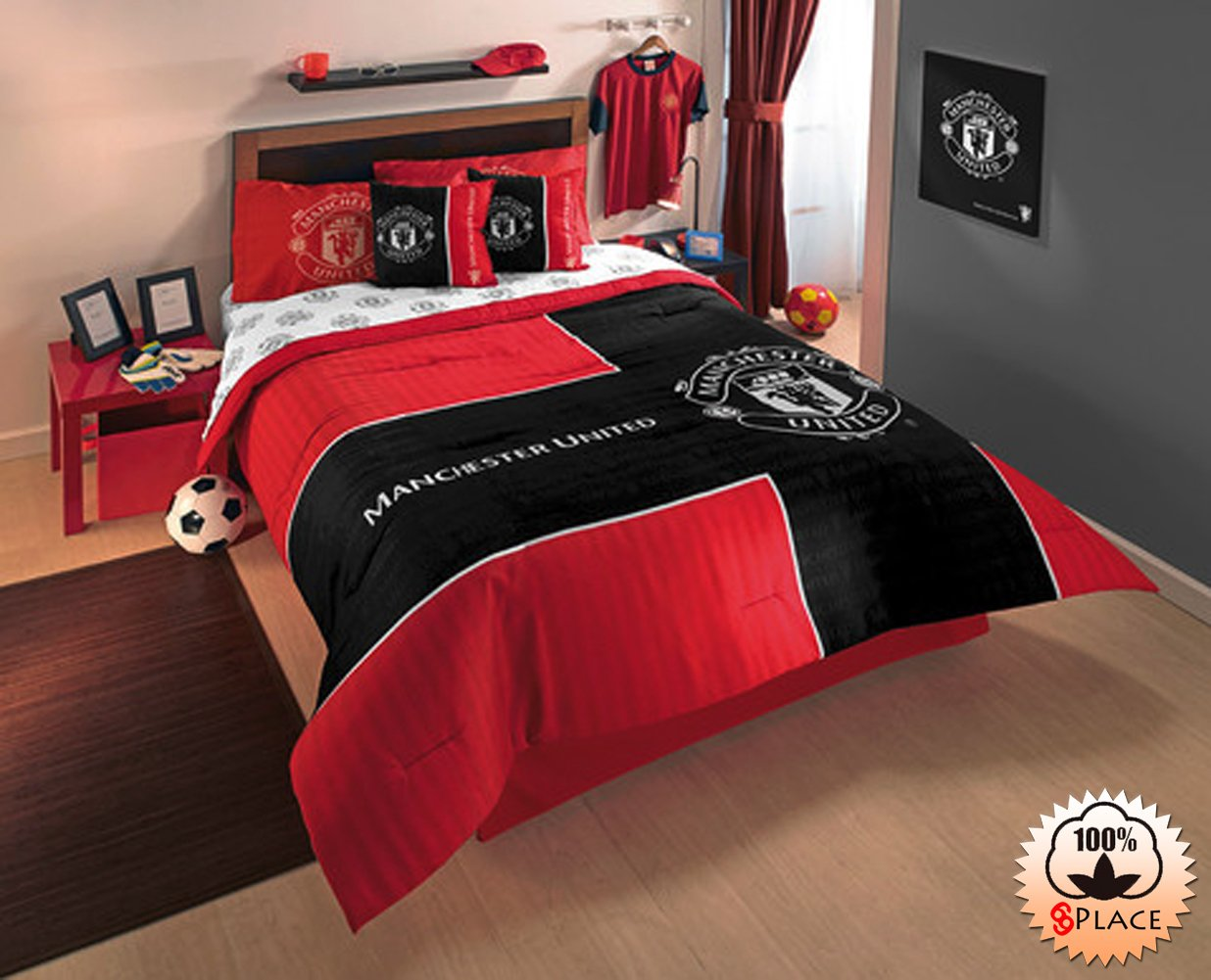 Manchester United Bedroom Ideas