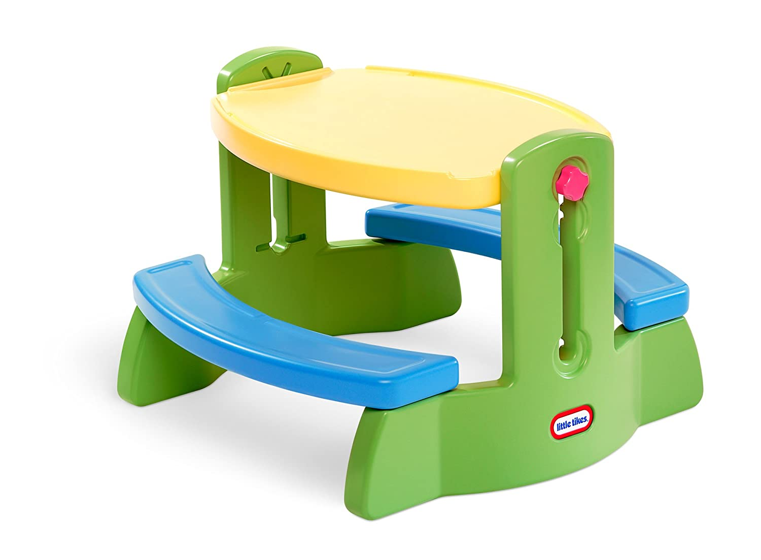 toys r us table and chairs for toddlers swing chair lahore picnic tables kids  fel7