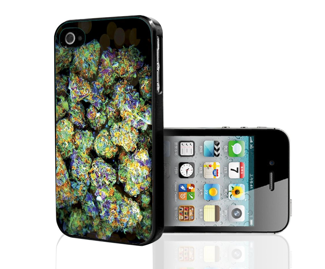 Kush Hard Snap on Phone Case (iPhone 5/5s)