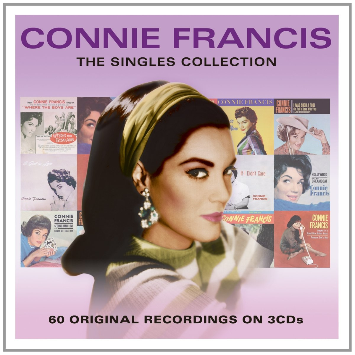 CONNIE FRANCIS The Singles Collection