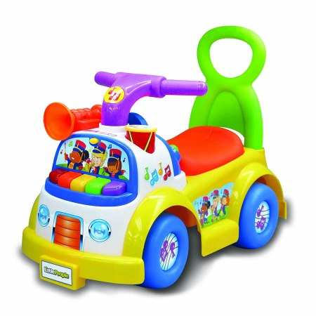 Ride-on toy for a 1-year-old