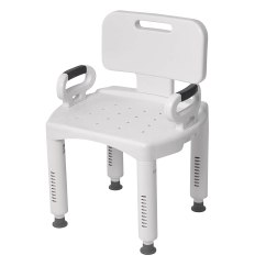 Drive Shower Chair Without Back High For Autistic Child Medical Bath With Arms Senior