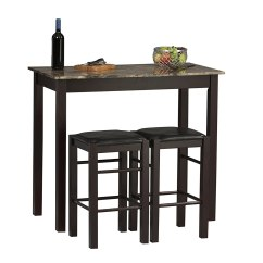 Bar Table For Kitchen Farm Tables With Stools 2017 Grasscloth Wallpaper