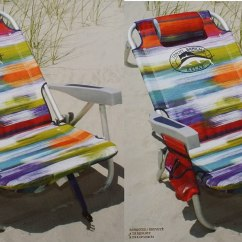 Tommy Bahama Cooler Chair Chairs With Canopy Top 10 Best Summer Folding Beach Review 2016 2017 On 2 2015 Backpack Storage Pouch And Towel Bar Multicolor