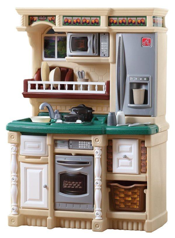 Mother Step2 Lifestyle Custom Kitchen
