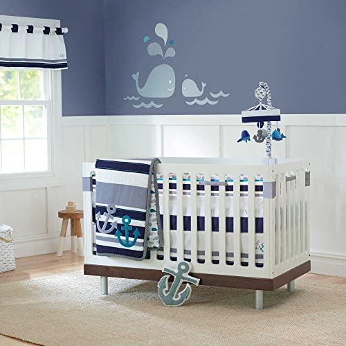 Nautical Crib Bedding Tktb
