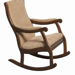 Grey Accent Chair With Arms Stickley Dining Chairs Furniture Of America Betty Rocking Chair, Antique Oak