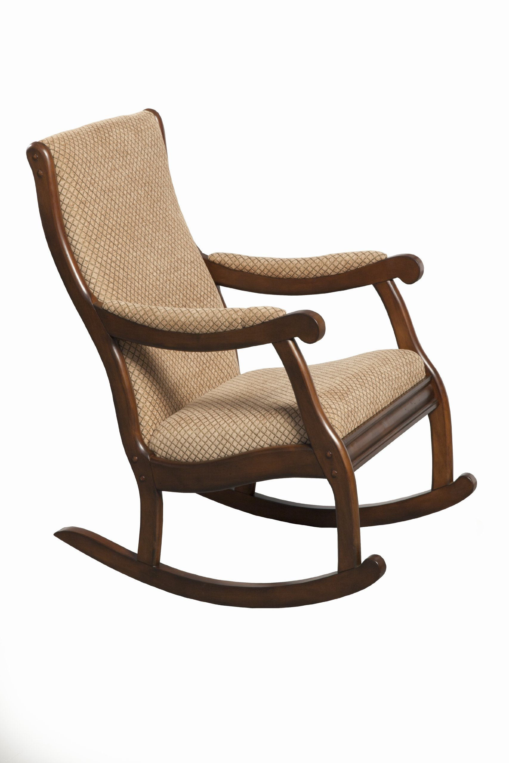 wood rocking chair parts bedroom gray enitial lab betty antique oak
