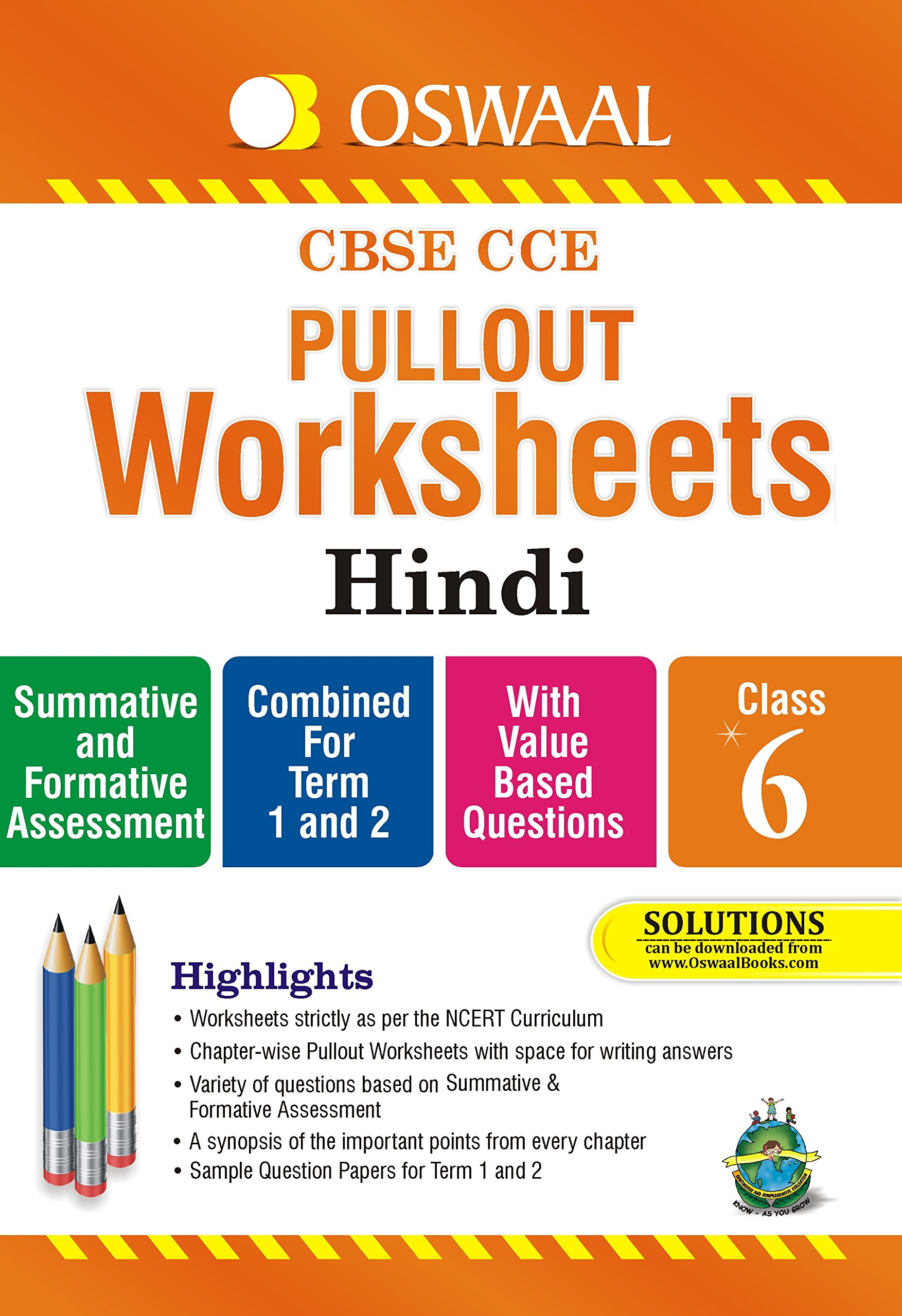 Hindi Grammar Worksheets For Class 6 Cbse