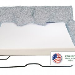 72 Inch Sofa Bed Chesterfield Hire London Sleeper Memory Foam Mattress Queen 60 X 4 5