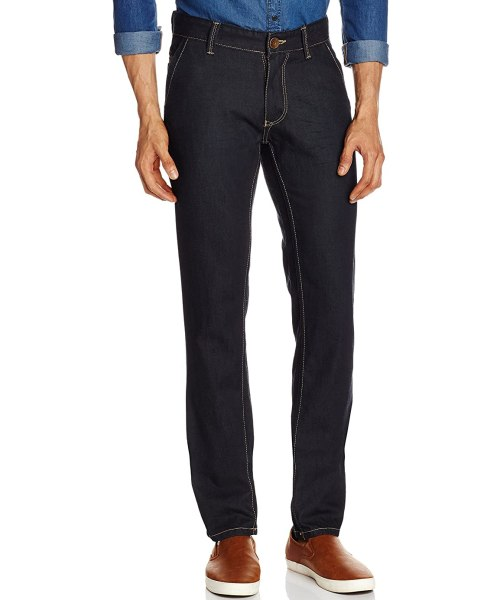 People Men's Skinny Fit Jeans