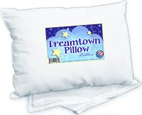 Toddler Pillow with Pillowcase by Dreamtown Kids ...
