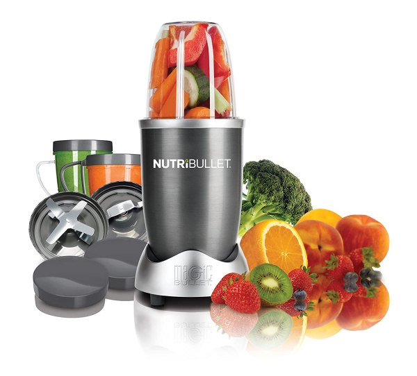 Best Personal Blender For Smoothies... Nutribullet