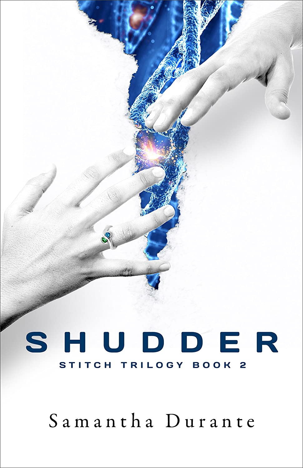 SHUDDER by Samantha Durante