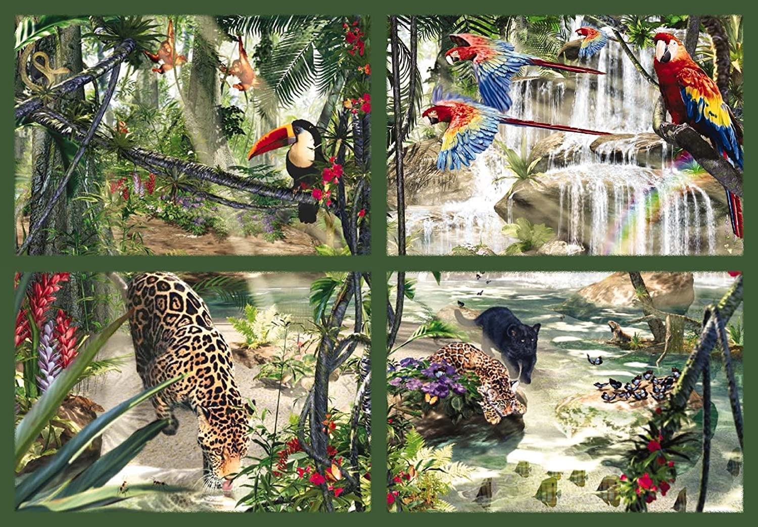 Challenging Jigsaw Puzzles Puzzle Warehouse Blog For