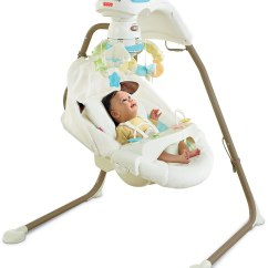 Swing Chair Baby Elastic Covers As Seen On Tv Fisher Price Cradle N Gear And Accessories