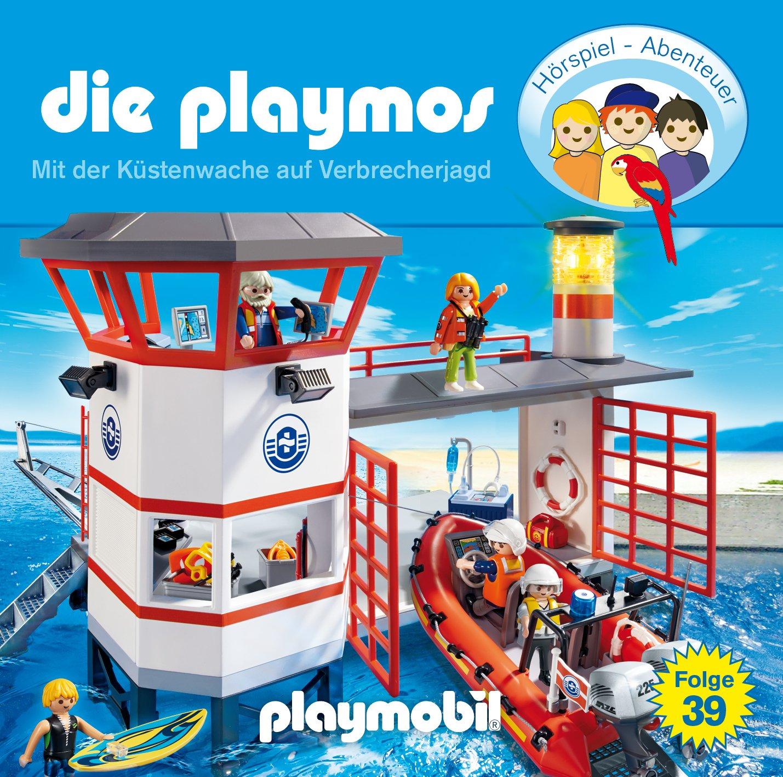 Die Playmos (39) Einsatz für die Küstenwache (Lübbe Audio)