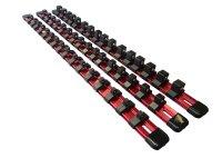 Olsa Tools | 3 Pcs Kit Aluminum Socket Organizer | 1/4 ...