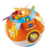 Vtech Move Crawl Ball Toys Electronic Learning Baby Kids ...