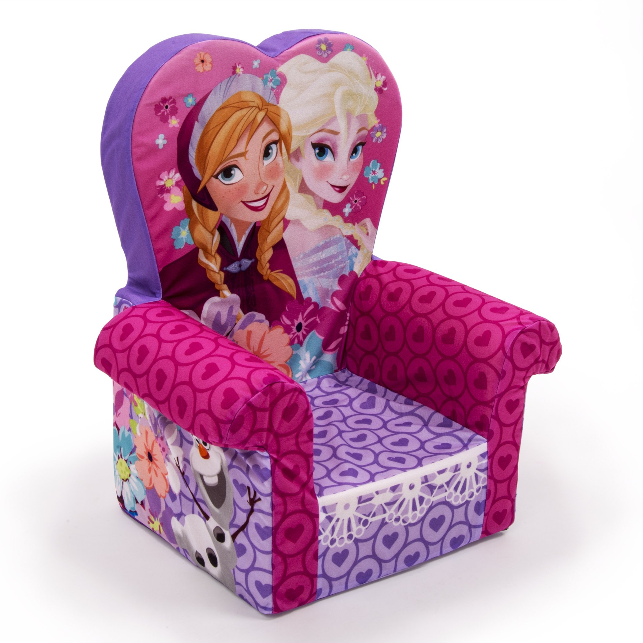 Elsa Chair Disney Sofas Chair Frozen Anna Elsa Princess Kids Girls
