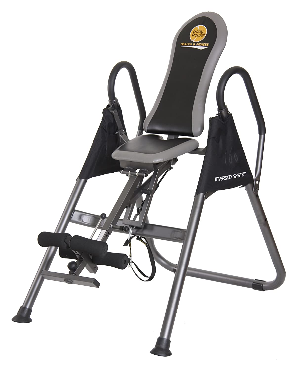Inversion Chairs Body Power It9910 Seated Deluxe Inversion System Review