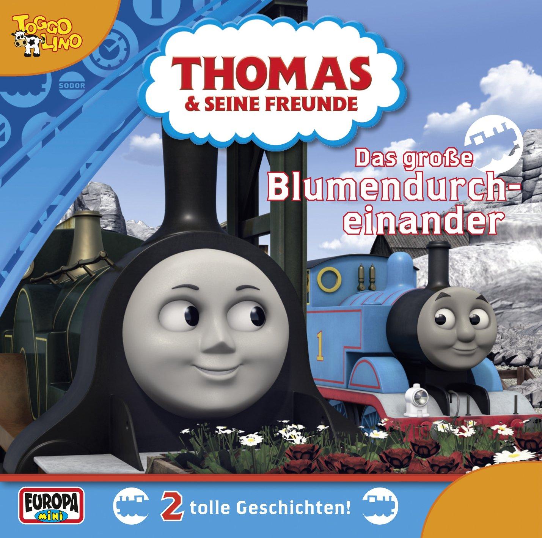 Thomas und seine Freunde (20) Das große Blumendurcheinander
