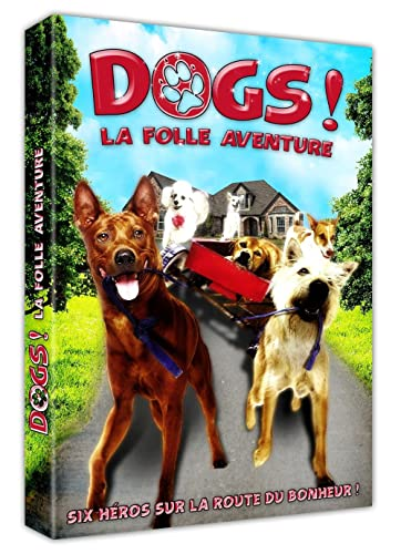 Dogs ! La folle aventure [Francia] [DVD]