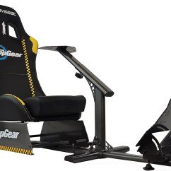 Best Gaming Chair For Ps4 Red Office Chairs Info On The Playseat Evolution Top Gear Edition Racing