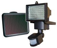 Security Light with Motion Detector Sensor Solar Power 60 ...