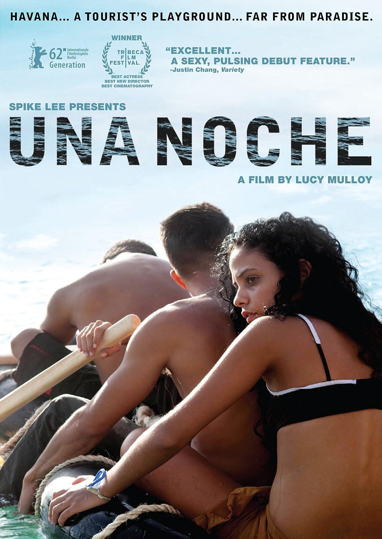 una noche dvd cover