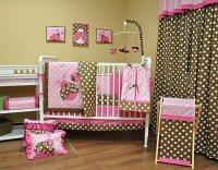 Ladybug Crib Bedding - TKTB