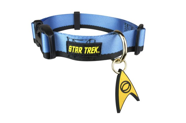 Star Trek Dog Collar - Boldly go where no other dog has gone before