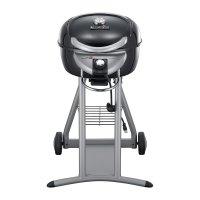 Char-Broil TRU Infrared Patio Bistro Electric Grill Gloss ...