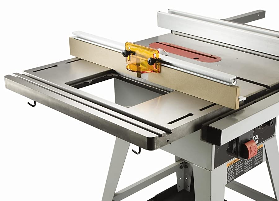 Jointer Table Extensions