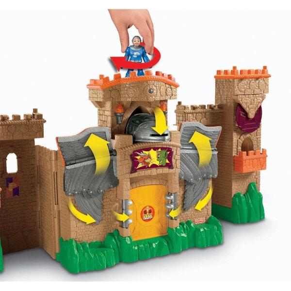 Imaginext Eagle Talon Castle Toy Buzz
