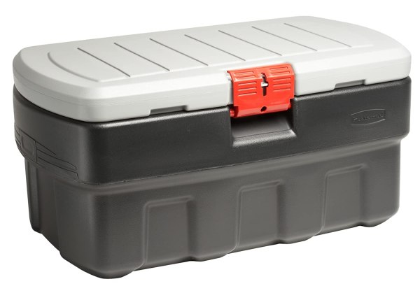 Rubbermaid Storage Boxes