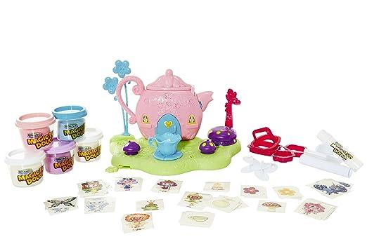 RoseArt Magic Fun Dough, Fairy Tea Party (47466)