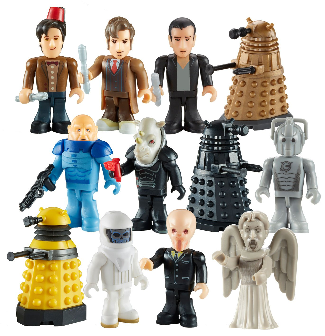 Doctor Who Character Building Micro-Figure