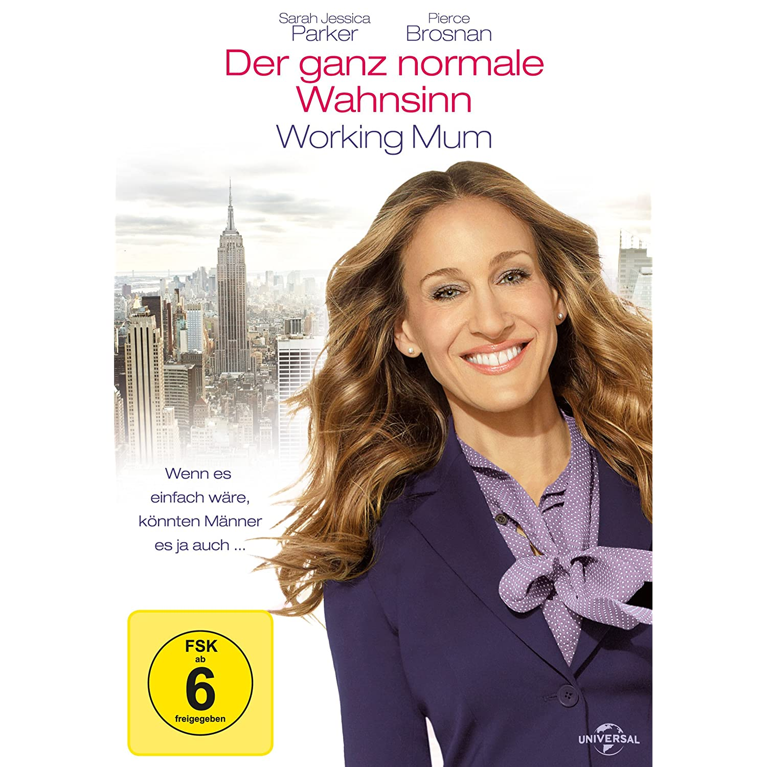 Working Mum [DVD]; ca. 10 Euro