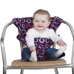 Cloth Portable High Chair Ultimate Beach Babys Travel