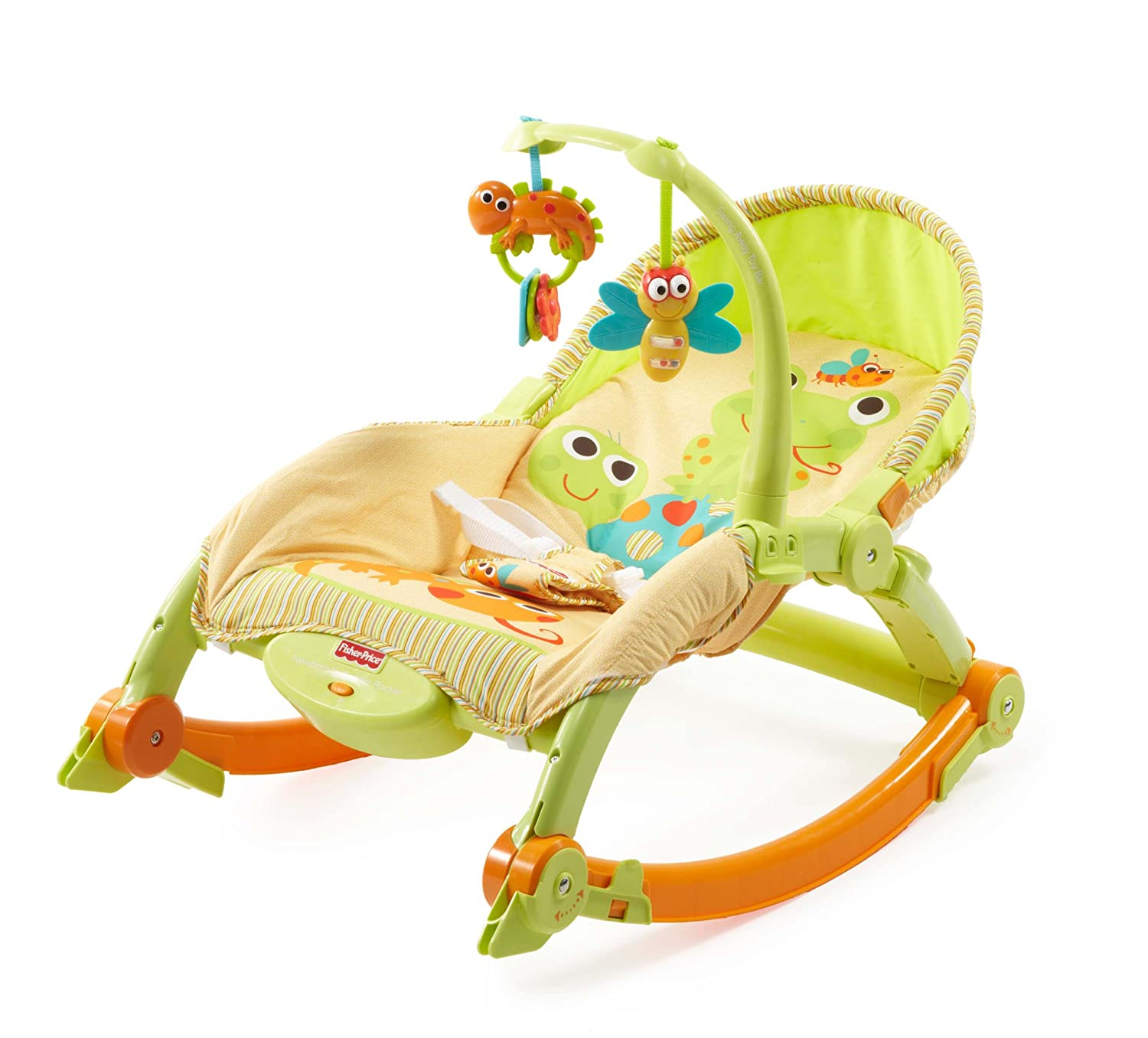 Toddler Rocker Chair Fisher Price Newborn Toddler Portable Rocker Baby Bouncer