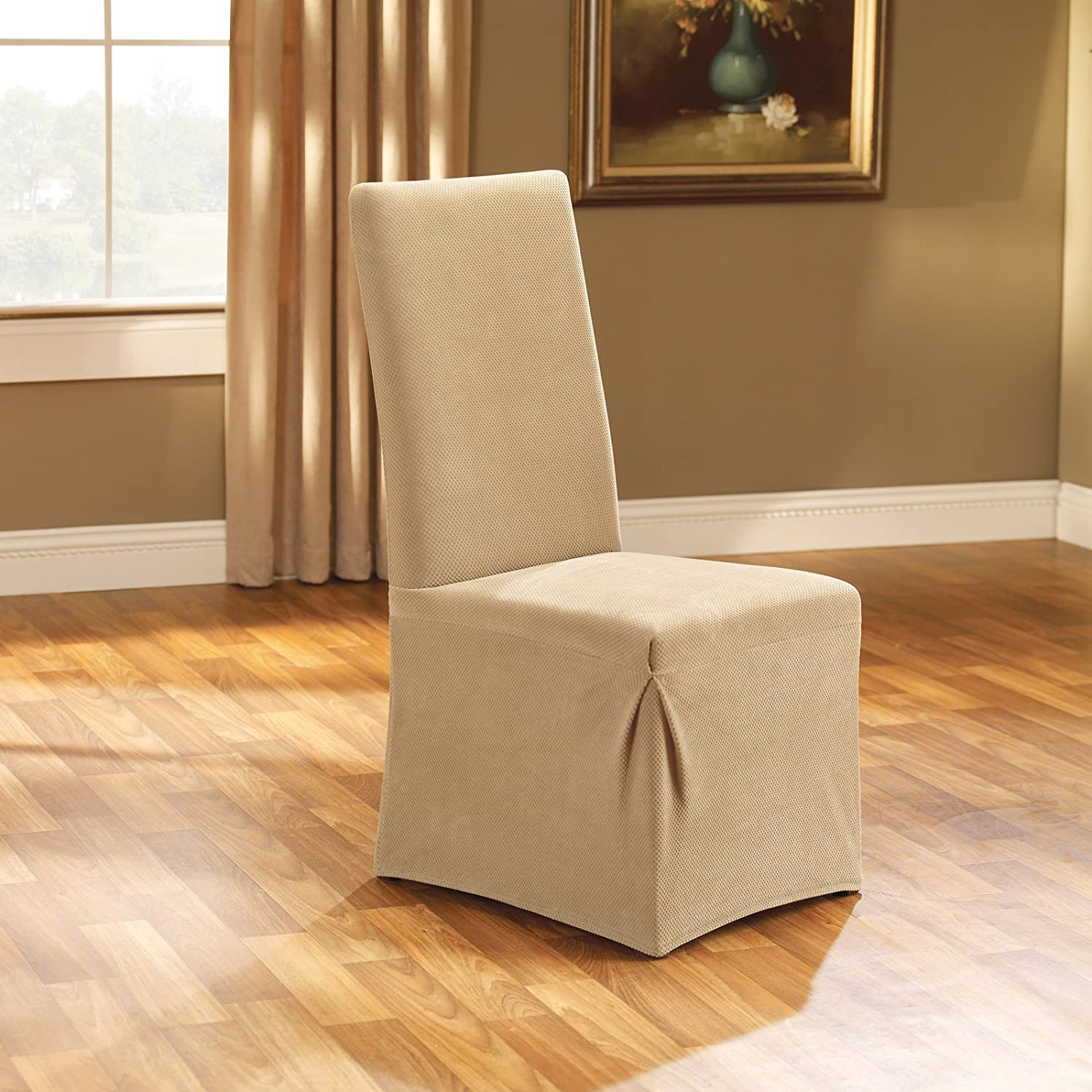 Chairs Covers Dining Room Chair Slipcovers The Interior Decorating Rooms