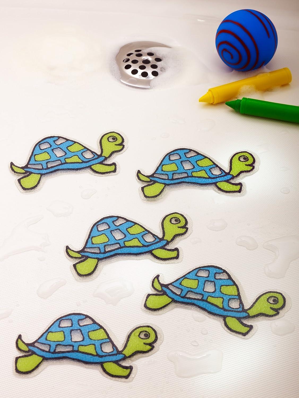 Non Slip Tub Tattoos Turtles