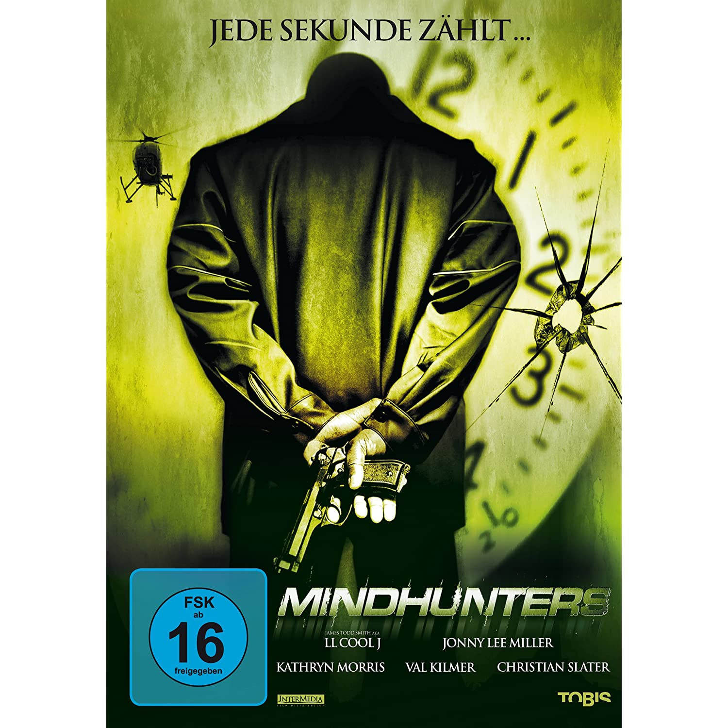 Mindhunters - DVD; ca. 11 Euro